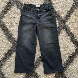 Gap Wide-Leg High-Rise Jeans